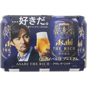 アサヒ ザ・リッチ 350mL×6缶