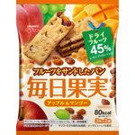 毎日果実<アップル&マンゴー> 6枚(3枚×2袋)