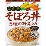 菜彩亭「そぼろ丼」 140g