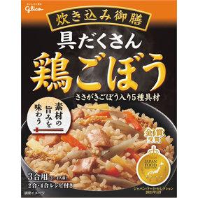 ※炊き込み御膳「鶏ごぼう」 238g