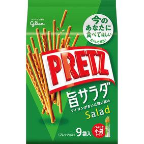 プリッツ 旨サラダ 143g(9袋)