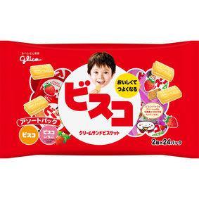 ビスコ大袋<アソートパック> 48枚(2枚×24パック)
