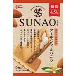 SUNAO<クリームサンド>アーモンド&バニラ 6枚
