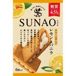 SUNAO<クリームサンド>レモン&バニラ 6枚