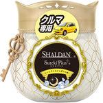 SHALDAN ステキプラス クルマ専用 ムーンライトシャボンの香り 90g