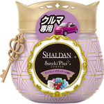 SHALDAN ステキプラス クルマ専用 アンティークチェリーの香り 90g