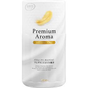 トイレの消臭力 Premium Aroma ルミナスノーブル 400mL