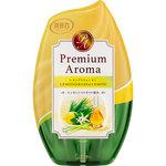 玄関・リビング用 消臭力 Premium Aroma レモングラス&レモン 400mL