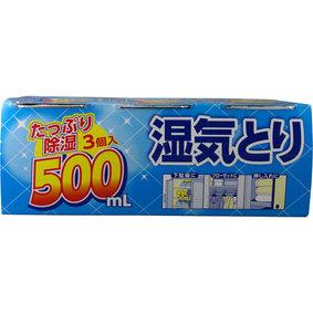 湿気とり500mL 3個