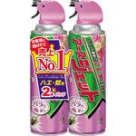 アースジェット バラの香り 450mL×2本