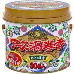 アース渦巻香 缶入 30巻