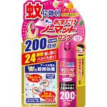 おすだけノーマットロング スプレータイプ バラの香り 200日分 41.7mL