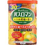 バスロマン にごり浴 柑橘の香り 600g