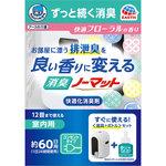 ヘルパータスケ 良い香りに変える 消臭ノーマット 快適フローラルの香り 1セット