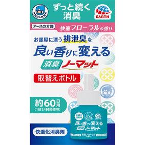 ヘルパータスケ 良い香りに変える 消臭ノーマット 取替えボトル 45mL