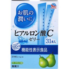 ※お肌の潤いにヒアルロン酸Cゼリー 310g(10g×31本)