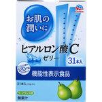 お肌の潤いにヒアルロン酸Cゼリー 310g(10g×31本)