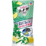 トイレのスッキーリ! Sukki−ri! ヴァーベナ&レモンの香り 400mL