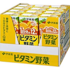 ※ビタミン野菜 200mL×12本