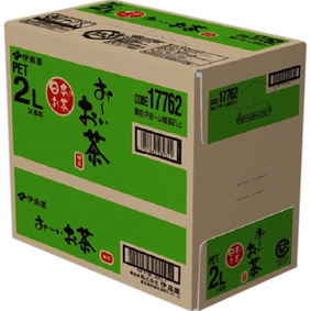 お~いお茶 緑茶 2L×6本