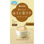 おいしいほうじ茶ラテ スティック 67.5g(5本)