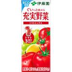 充実野菜 トマトミックス 200mL