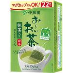 お~いお茶 緑茶ティーバッグ 39.6g(22袋)
