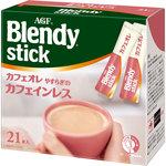 「ブレンディ」スティック カフェオレ やすらぎのカフェインレス 210g(10g×21本)