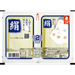 ツインパック豆腐 絹 200g×2パック