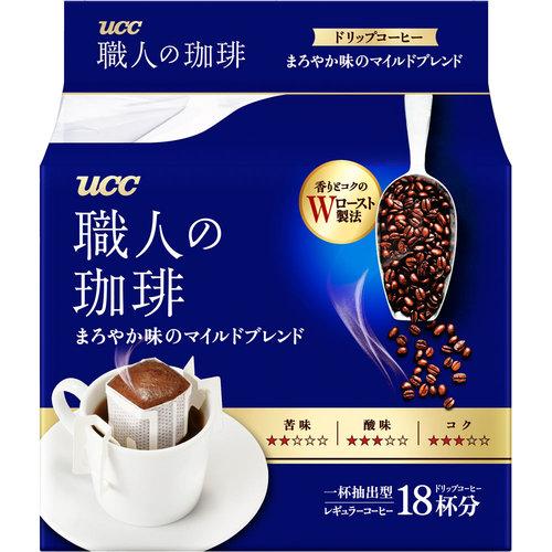UCC職人の珈琲ドリップコーヒーマイルドブレンド
