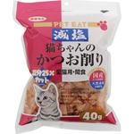 ペットイート 減塩 猫ちゃんのかつお削り 40g