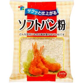 ※ソフトパン粉 240g