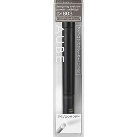 オーブ クチュール デザイニングアイブロウ パウダー(カートリッジ) GY803 グレー系 1個