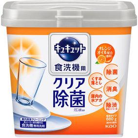 食洗機用キュキュット クエン酸オレンジオイル配合 本体 680g
