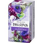 ロリエ きれいスタイル リラックスフローラルの香り 36個