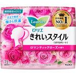 ロリエ きれいスタイル ロマンティックローズの香り 72個