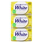 花王ホワイト リフレッシュシトラスの香り バスサイズ 390g(3個)