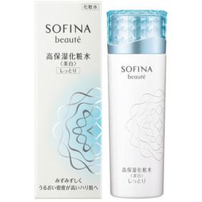 ソフィーナボーテ 高保湿化粧水(美白) しっとり 140mL