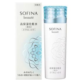 ソフィーナボーテ 高保湿化粧水(美白) とてもしっとり 140mL