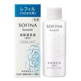 ソフィーナボーテ 高保湿乳液(美白) とてもしっとり つけかえ 60g