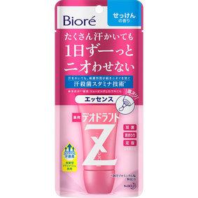 ビオレ 薬用デオドラントZ エッセンス せっけんの香り 30g