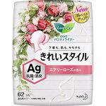 ロリエ きれいスタイル AG エアリーローズの香り 62個