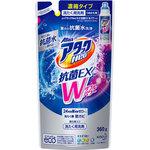 アタックNeo 抗菌EX Wパワー つめかえ用 360g