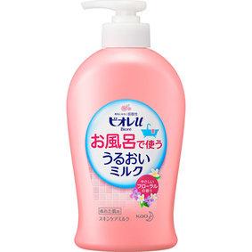 ビオレu お風呂で使ううるおいミルク フローラル 300mL