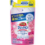 バスマジックリン 泡スプレースーパークリーン アロマローズの香り つめかえ用 330mL