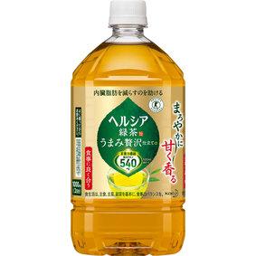 ヘルシア緑茶 うまみ贅沢仕立て 1000mL