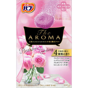 バブTheAROMA Pleasure Feeling 40g×12錠