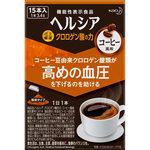 ヘルシア クロロゲン酸の力 コーヒー風味 51g(3.4g×15本)