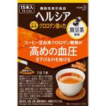 ヘルシア クロロゲン酸の力 黒豆茶風味 22.5g(1.5g×15本)