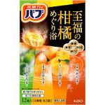バブ 至福の柑橘めぐり浴 40g×12錠